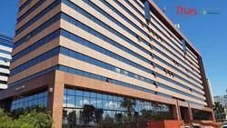 SAUS Quadra 1 Asa Sul Brasília   SAUS Qd. 01, Salas de 304 m² Alugadas por R$ 32.000,00 pra Banco até 2023, Edifício Terra Brasilis à