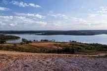 Lote à venda CORUMBA DE GOIAS   fica na beira da lagoa