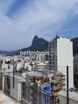 Apartamento à venda Rua DEZENOVE DE FEVEREIRO   Cobertura Duplex em Botafogo com vista para o Cristo Redentor