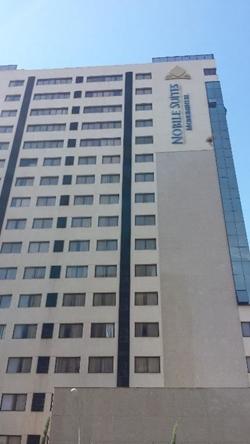 Hotel-Flat para alugar SHN Quadra 4   Flat com 1 dormitório para alugar, 27 m² por R$ 2.200,00 - Asa Norte - Brasília/DF
