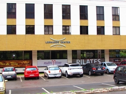 CLSW 300B Sudoeste Brasília   CLSW 300B Apartamento com 1 dormitório à venda 48 m² Edifício Leonardo Center Sudoeste