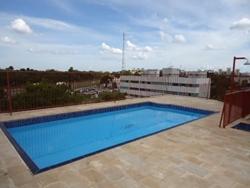 QRSW 4 Bloco A-6 Sudoeste Brasília   Apartamento com 3 Quartos, 91 m², Cobertura coletiva com piscina, Churrasqueira, Sauna, Salão de fes