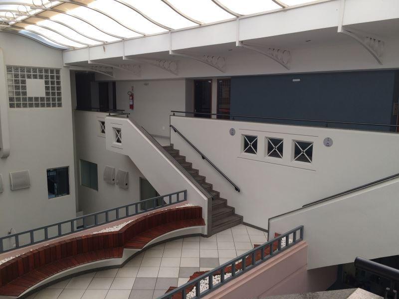 Hall do prédio 9/12