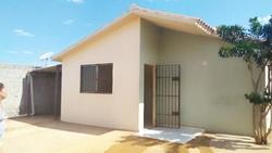 Casa à venda 19 Quadra 4   Ocidental, Casa com 2 dormitórios à venda, 100 m² por R$ 135.000 - Centro - Cidade Ocidental/GO