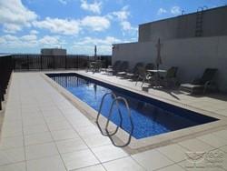 SHN Quadra 4 Asa Norte Brasília   SHN Quadra 04, Nobile Suites Monumental, Flat Residencial à venda