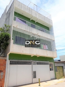 Predio à venda Quadra 1 Conjunto 5   Prédio na Cid Estrutural DF com 5 Apartamentos com Renda, Troca.