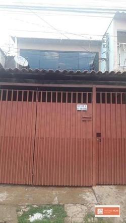 Casa à venda QN 8E Conjunto 6   Casa - 3 qtos - Garagem - Varanda - Riacho Fundo II