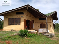 Rural à venda RODOVIA BR-251 KM 56 Fazenda Santharém , Nova Bethania - DF Excelente Casa Ecologicamente correta com Córrego nos fundos