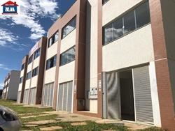 Apartamento para alugar QN 321 Conjunto C   0025 - QN 321! Lindo triplex! com 127m2, fino acabamento! Novo! 1ª Locação! Sem condominio!