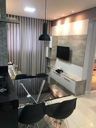 Apartamento à venda QI 24 Top Life  , Miami Beach  apartamento decorado