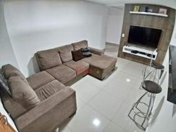 Apartamento à venda Rua  8   Rua 08, Vicente Pires, 02 quartos sendo 01 suite, porcelanato, 01 vaga de garagem coberta