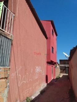 Kitnet para alugar Quadra 3 Conjunto 1   Kitnet com 1 dormitório para alugar, 30 m² por R$ 600/mês - Setor Leste - Vila Estrutural/DF