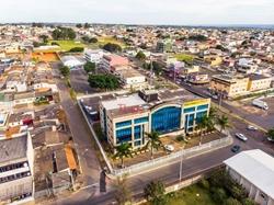 Predio à venda Av Buritís Quadra 201   Prédio Comercial, na Avenida Buritís Quadra 201 à venda - Recanto das Emas/DF