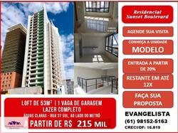 Apartamento à venda Rua  37 LOFT DUPLEX DE 1 QUARTO , SUNSET BOULEVARD AGENDE SUA VISITA E CONHEÇA A UNIDADE MODELO | FAÇA SUA PROPOSTA