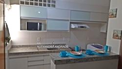 Apartamento para alugar Rua  3 Chacará  81  , RESIDENCIAL MERCURE ALUGUEL COM CAUÇÃO!!! SEM BUROCRACIA!!! MOBILIADA!