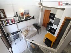 SGCV Setor Industrial Guará   Venice Park Sul Loft 2 quartos reformado 2 garagens a venda Guará