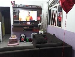 Casa à venda Quadra 204 Conjunto 13   Casa na Quadra 204 com 02 quartos com 01 suíte à venda - Recanto das Emas/DF