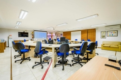 Sala para alugar SCS Quadra 2   SCS Ed. Serra Dourada  376,00 M² Priv.