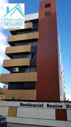 Apartamento à venda Rua GERALDO COSTA   Apartamento à venda, 200 m² por R$ 750.000,00 - Manaíra - João Pessoa/PB