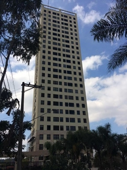 Apartamento para alugar Rua  VENTURA LADALARDO   SÃO PAULO MORUMBI MAXHAUSS PANAMBY APARTAMENTO 1 SUÍTE NASCENTE VISTA LIVRE 2 VAGAS LUXUOSO 18° ANDA
