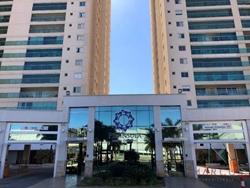 Apartamento para alugar Av das Araucárias   Apartamento com 4 dormitórios para alugar, 160 m² por R$ 5.000,00/mês - Sul - Águas Claras/DF