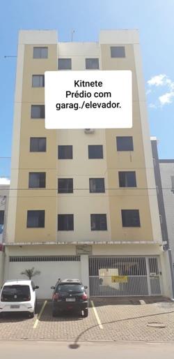 Kitnet à venda Av Jacarandá  , Prime Vivence com elevador e garagem