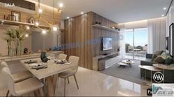 Apartamento à venda QI 33   1 SUÍTE E 2 SEMI SUÍTE