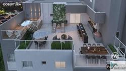 Apartamento à venda QI 33   EXCELENTE COBERTURA LINEAR
