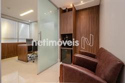 Sala à venda QS 1 Rua  210   QS 1 Rua 210 - Sala Comercial - Mobiliada - Led Office