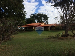 Rural à venda Chacará S ITAIPU   Chácara com 5 dormitórios à venda, 22000 m² por R$ 1.800.000 - Setor Habitacional Jardim Botânico -