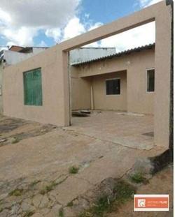 Casa à venda QS 6   Casa com 2 dormitórios escriturada 70 m² por R$ 190.000 - Areal - Águas Claras/DF