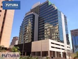 Sala para alugar Av Pau Brasil   Sala comercial com 63M2 no Ed. Le Quartier Aguas Claras