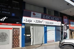 Loja para alugar SQS 213   Loja para alugar, 228 m² por R$ 10.000/mês - Asa Sul - Brasília/DF