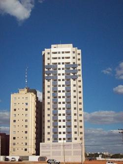 Apartamento para alugar QNN 12 ED. FREE - AO LADO DO METRÔ