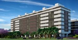 Apartamento para alugar SQNW 106