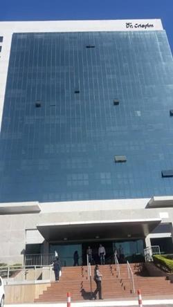Sala para alugar SMHN   Sala para alugar, 35 m² por R$ 2.500 - Asa Norte - Brasília/DF
