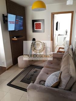 Apartamento à venda SHTN Trecho 2 Lote 3 Life Resort , Beira Lago IMÓVEL COM VISTA TRIPLA