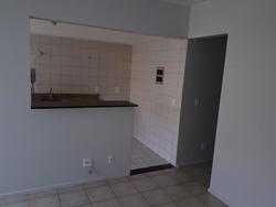 Apartamento para alugar EPTG QE 4 Bloco A-6   Lindo apartamento de 2 quartos reformado no Lúcio Costa, vazado, Nascente