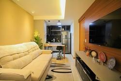 Apartamento para alugar SGCV Lote 13  , VISTA PARK SUL SUÍTES APARTAMENTO 2 QUARTOS/SUÍTE  1 VAGA - VISTA PARK SUL SUÍTES