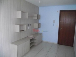 Apartamento à venda Rua  3   Apartamento no Residencial Villa Grécia com 01 quarto com Garagem à venda - Águas Claras/DF