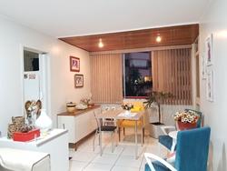 Apartamento para alugar CLN 309 Bloco B  , Notre Dame Iluminação natural e ventilação, prédio revitalizar