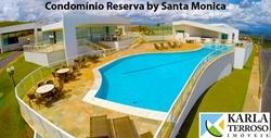 Lote à venda Alameda das Paineiras   Condomínio Reserva Santa Monica