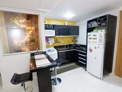 Apartamento à venda Condomínio Jardim Europa II   varanda, elevador e garagem coberta