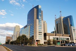 SHS Quadra 6 Conjunto A Asa Sul Brasília   BRASÍLIA ASA SUL SHS QUADRA 06 CONJUNTO A EDIFÍCIO BRASIL XXI 15° ANDAR VISTA PARA O ESTÁDIO NACIONA