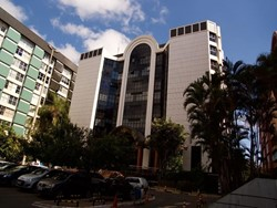 SRTVS Bloco K Asa Sul Brasília   Embassy Tower Sala desocupada