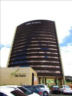 SMHN Asa Norte Brasília   SMHN Quadra 02, Ed. Centro Clínico Cléo Octávio, Excelente Sala Comercial com Garagem, Asa Norte, Br