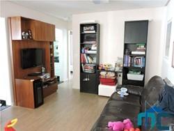Apartamento para alugar SQS 411 Bloco F   Apartamento com 2 dormitórios para alugar, 60 m² por R$ 2.700,00/mês - Asa Sul - Brasília/DF