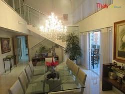 Apartamento à venda Quadra 202   Cobertura com 05 suítes e 04 vagas de garagem no Residencial Soneto à venda, Águas Claras