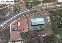 Galpao para alugar Núcleo Rural Incra 7   BR 070 Galpão TOP, 8.000m² + 1.000m², Terreno grande