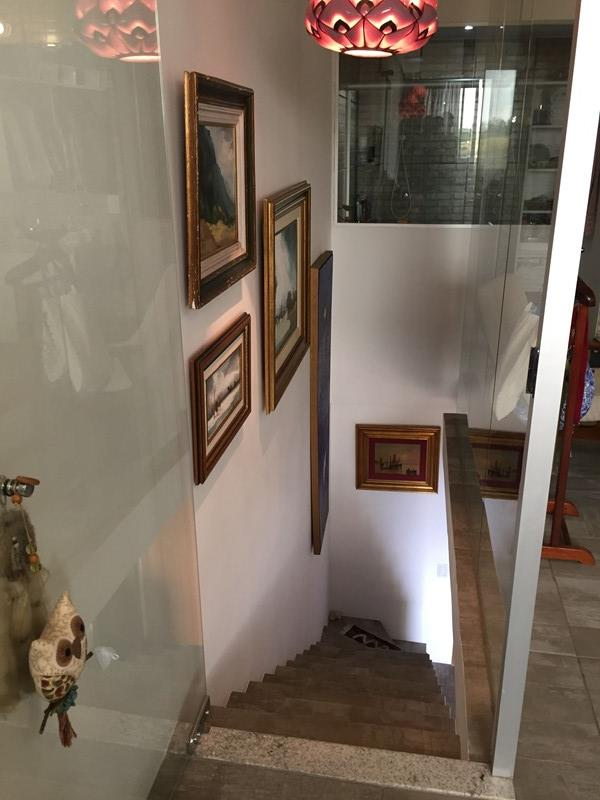 acesso ao piso inferior 10/13